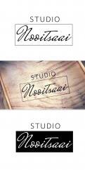 Logo # 1074506 voor Studio Nooitsaai   logo voor een creatieve studio   Fris  eigenzinnig  modern wedstrijd