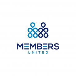 Logo design # 1123266 for MembersUnited contest