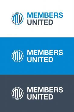 Logo design # 1121994 for MembersUnited contest