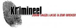Logo # 485 voor Weblog 'Krimineel' jouw dagelijkse sleur breker - LOGO contest wedstrijd