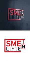 Logo # 1076183 voor Ontwerp een fris  eenvoudig en modern logo voor ons liftenbedrijf SME Liften wedstrijd