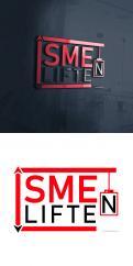 Logo # 1076184 voor Ontwerp een fris  eenvoudig en modern logo voor ons liftenbedrijf SME Liften wedstrijd