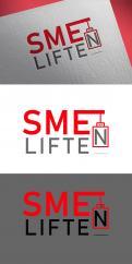 Logo # 1076303 voor Ontwerp een fris  eenvoudig en modern logo voor ons liftenbedrijf SME Liften wedstrijd
