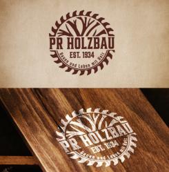 Logo  # 1161909 für Logo fur das Holzbauunternehmen  PR Holzbau GmbH  Wettbewerb