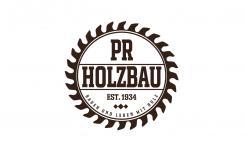 Logo  # 1160314 für Logo fur das Holzbauunternehmen  PR Holzbau GmbH  Wettbewerb