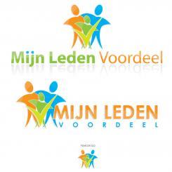Logo # 269310 voor Huisstijl en Logo MijnLedenVoordeel.nl wedstrijd