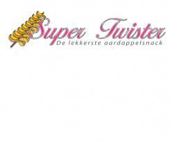 Logo # 391120 voor Ontwerp een hip logo voor de nieuwste aardappelsnack genaamd Super Twister wedstrijd