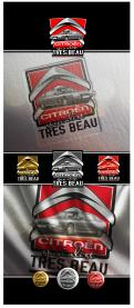 Logo # 400486 voor Citroën specialist Tres Beau wedstrijd