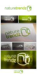 Logo # 397088 voor Logo for a spectacular new concept; Nature Trendz wedstrijd