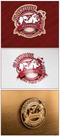 Logo # 340946 voor vleesverkoop aan de consument, van het franse ras limousin wedstrijd