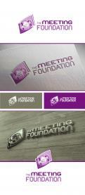Logo # 421615 voor The Meeting Foundation wedstrijd