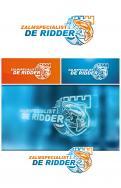 Logo # 382505 voor Zalmspecialist De Ridder wedstrijd