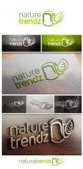 Logo # 397453 voor Logo for a spectacular new concept; Nature Trendz wedstrijd