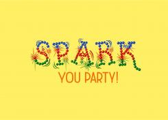 Logo design # 1188389 for Logo for Spark  Theme boxes for party's contest