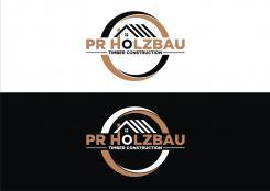 Logo  # 1165341 für Logo fur das Holzbauunternehmen  PR Holzbau GmbH  Wettbewerb