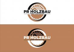 Logo  # 1165346 für Logo fur das Holzbauunternehmen  PR Holzbau GmbH  Wettbewerb