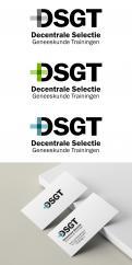Logo # 980307 voor Decentrale Selectie Geneeskunde Training wedstrijd