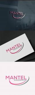 Logo # 1199909 voor Ontwerp een logo met beeldmerk voor thuiszorgorganisatie Mantelzorgdiensten! wedstrijd