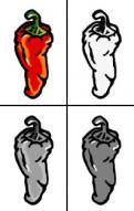 Logo # 260802 voor Epic Pepper Icon Design wedstrijd