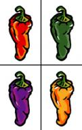 Logo # 260803 voor Epic Pepper Icon Design wedstrijd