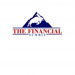 Logo design # 1060376 for The Financial Summit   logo with Summit and Bull contest