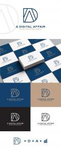 Logo # 1078980 voor Clean   Simple Logo   visitekaartje voor een Online Marketing Agency wedstrijd