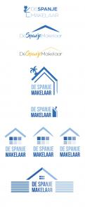 Logo design # 968742 for Design a nice  fresh an chique logo for houses for sale in Spain contest