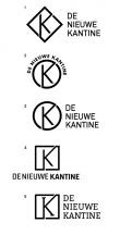 Logo design # 1155066 for Design a logo for vegan restaurant   catering 'De Nieuwe Kantine' contest
