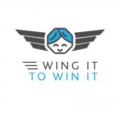 Logo design # 574738 for Wing it to win it! contest