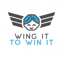Logo design # 574749 for Wing it to win it! contest