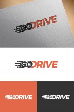 Logo design # 1239889 for Modern and minimalistic logo for at driving school contest
