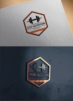 Logo design # 1239908 for Iron nutrition contest