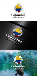 Logo design # 647236 for logo and t shirt design for Colombia Whitewater contest
