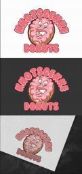 Logo # 1231994 voor Ontwerp een kleurrijk logo voor een donut store wedstrijd