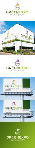 Logo # 1015575 voor vernieuwd logo Groenexpo Bloem   Tuin wedstrijd