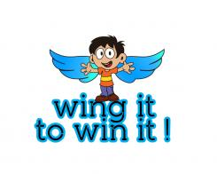Logo design # 575333 for Wing it to win it! contest