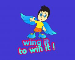 Logo design # 575207 for Wing it to win it! contest