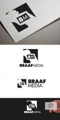 Logo # 405308 voor Ontwerp een stoer logo voor een klein startend mediabedrijf wedstrijd