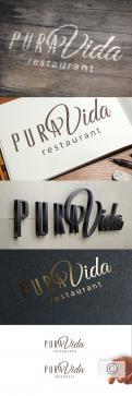 Logo # 414136 voor Pura Vida Restaurant wedstrijd