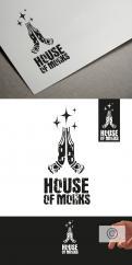 Logo # 405328 voor House of Monks, board gamers,  logo design wedstrijd