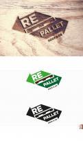 Logo # 1248437 voor Gezocht  Stoer  duurzaam en robuust logo voor pallethandel wedstrijd