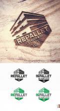 Logo # 1248238 voor Gezocht  Stoer  duurzaam en robuust logo voor pallethandel wedstrijd
