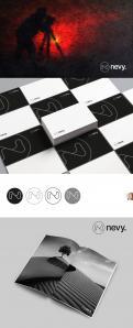Logo # 1236806 voor Logo voor kwalitatief   luxe fotocamera statieven merk Nevy wedstrijd