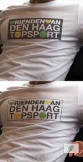 Logo # 411393 voor Logo (incl. voorkeursnaam) voor zakelijke vriendenclub van Stichting Den Haag Topsport wedstrijd