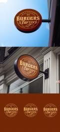 Logo # 1091455 voor Nieuw logo gezocht voor hamburger restaurant wedstrijd