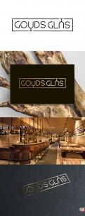 Logo # 985422 voor Ontwerp een mooi logo voor ons nieuwe restaurant Gouds Glas! wedstrijd