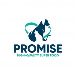 Logo design # 1194995 for promise dog and catfood logo contest