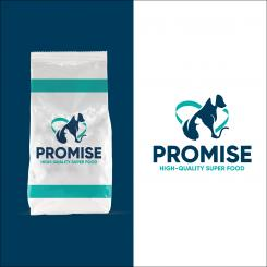 Logo design # 1194997 for promise dog and catfood logo contest