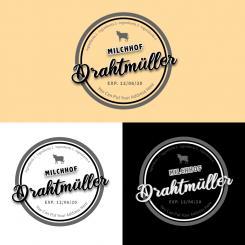 Logo  # 1084561 für Milchbauer lasst Kase produzieren   Selbstvermarktung Wettbewerb