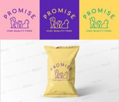 Logo design # 1193411 for promise dog and catfood logo contest